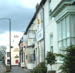 Boroughbridge shops