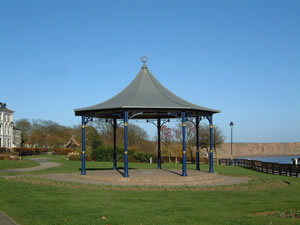 Filey Bandstand