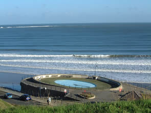 Pool at Filey