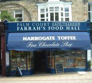 Harrogate Toffee Shop